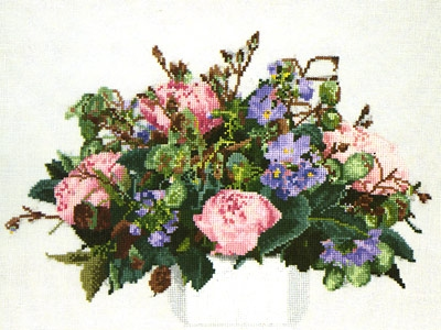 Bouquet pioenen