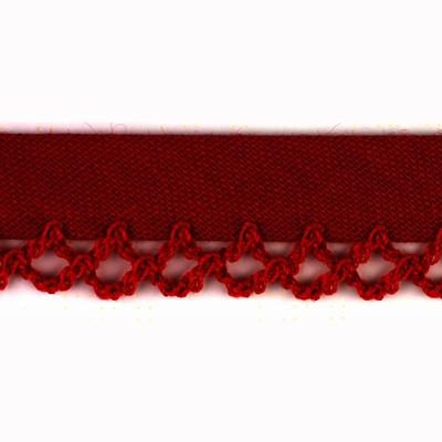 Biaisband met Schulprand 12 mm  1 meter