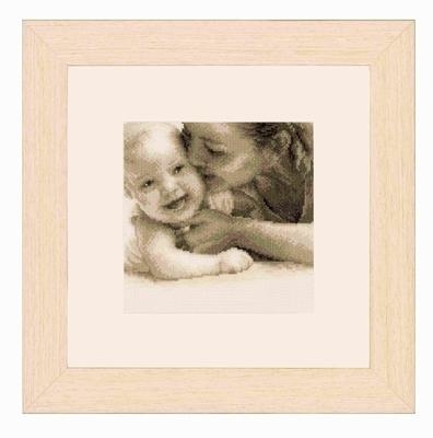 Borduurpakket - Baby Knuffel