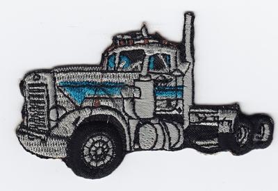 Applicatie Vrachtwagen 8,5x5 cm