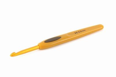 Clover Soft Touch Ergonomisch Haaknaald (5mm) 1008