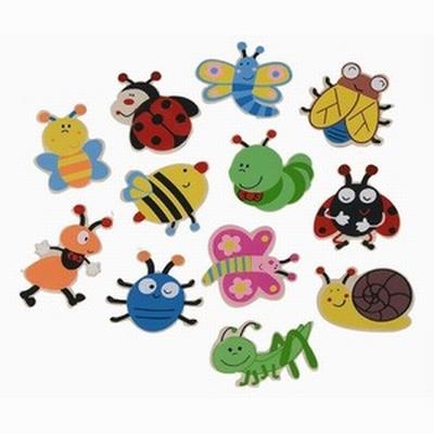 Plakfiguur insecten