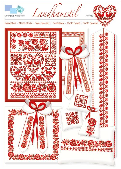 Lindner's borduurpatroon Folklore
