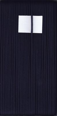Capuchon koord 3mm Donker Blauw  1 meter