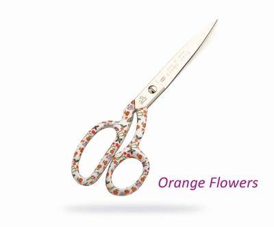Naaistersschaar Flower 20 cm