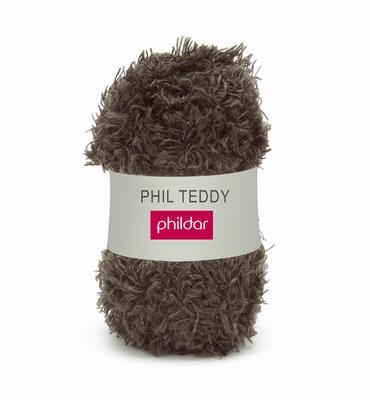 Phildar Phil Teddy Kaki 0105