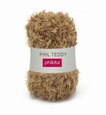 Phildar Phil Teddy Bronze 0102