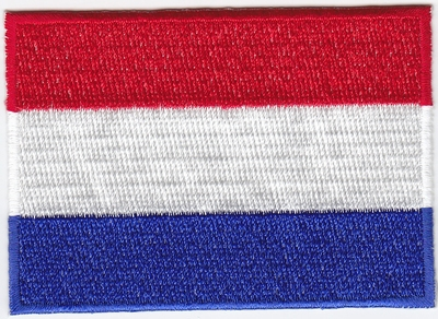 Applicatie Nederlandse vlag