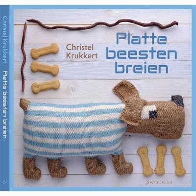 Boek Platte beesten breien