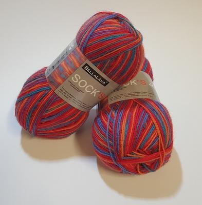 BellaLana Sock's  100 gram