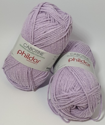 Phildar Cabotine Parme