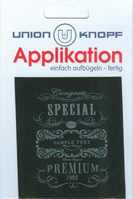 Applicatie Special
