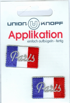 Applicatie flag paris