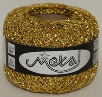 Goud Metallic Haakgaren
