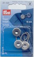 Flexi-knopen 3 stuks