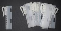 Gordijnhaak Verstelbaar 55 mm 10 stuks