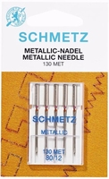Schmetz Naaimachine Naalden Metallic 5 stuks