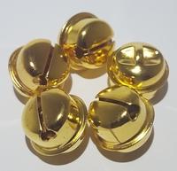 Kattebelletjes goud 5 stuks