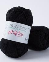 Phil Coton 3 - Noir