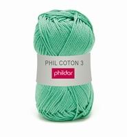Phil Coton 3 - Menthe