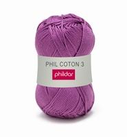 Phil Coton 3 - Clematite