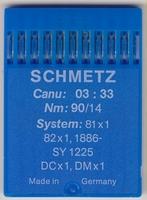 Schmetz 81x1 Dikte: 90/14 10 stuks