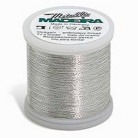 Madeira Metallic Silver 200 m