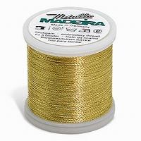 Madeira Metallic Traditional gold 6 200 m