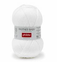 Partner Baby Blanc