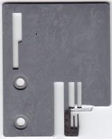 Steekplaat Lockmachine