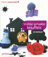 Haakboek Marie Claire Vrolijke Gehaakte Knuffels