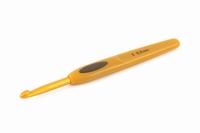 Clover Soft Touch Ergonomisch Haaknaald (5.5mm) 1009