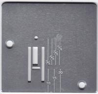 Steekplaat Pfaff 700 serie