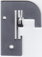 Lockmachine Steekplaat