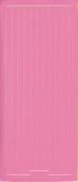 Stickervel 1004 roze 10 x 23 cm