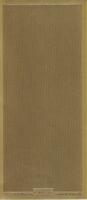 Stickervel 1082 goud 10 x 23 cm