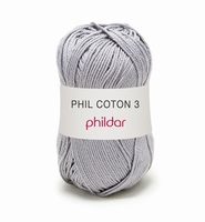 Phil Coton 3 - Zilver
