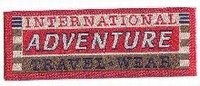Applicatie International Adventure Travel Wear