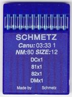Naald systeem  81x1- 82x1 Dikte: 80/12 10 stuks