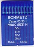 Naald systeem  81x1- 82x1 Dikte: 90/14 10 stuks