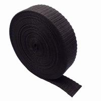 Tassenband Zwart 1 meter