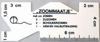 Zoommaatje