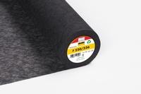 Vlieseline F 220 zwart 1 meter