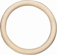 Houten Ring 115mm Ø, 13 mm dik 1 stuks
