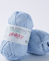 Phil Coton 3 - Azur
