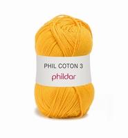 Phil Coton 3 - Tournesol