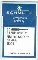 Schmetz SY 2054 Dikte 80/12 10 stuks