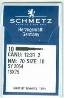 Schmetz SY 2054 Dikte 70/11 10 stuks