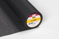 Vlieseline H 200 zwart 1 meter