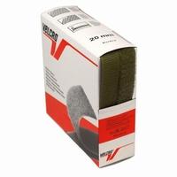 Klittenband 20mm breed 0,50 Meter